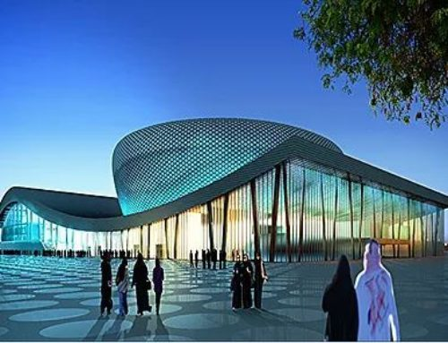 Multi-Purpose Indoor Arena & ASDC at Al-Gharaffa Sports Club, Qatar