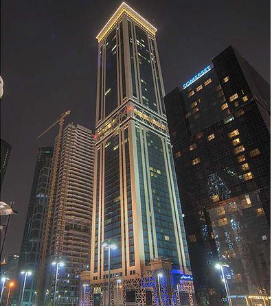 Kempinski Hotel (Barjeel Tower), Doha, Qatar