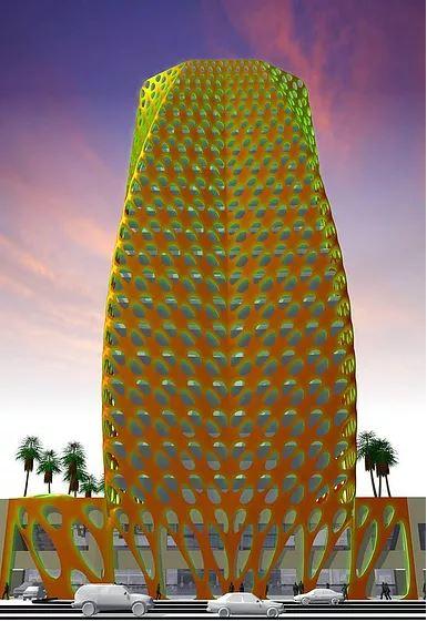 Liwa Tower – Capital Centre (ADNEC), Abu Dhabi, UAE