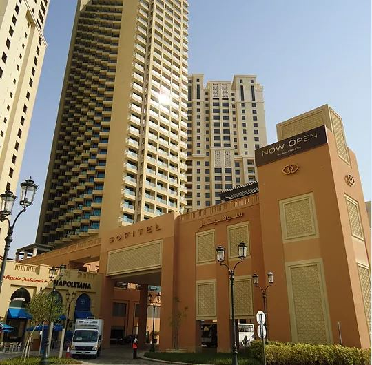 Sofitel Dubai, Jumeirah Beach Residence