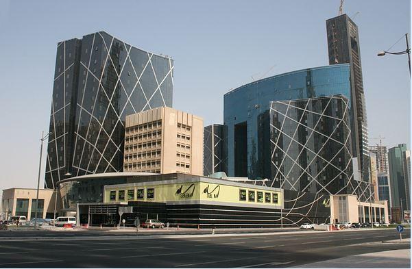 The Gate, West Bay, Doha, Qatar